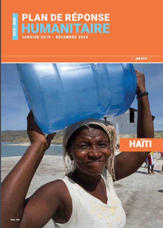 Plan de Réponse Humanitaire 2019-2020 Haiti