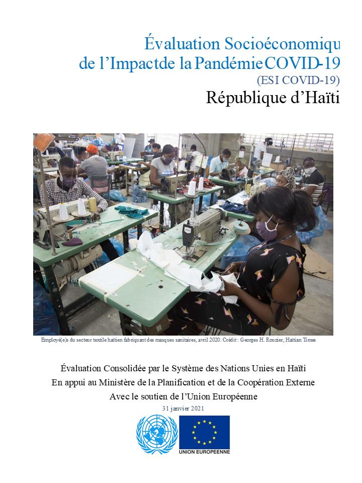 ESI-COVID-19 Haiti