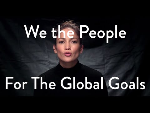 Nous les peuples pour les Objectifs de Développement Durable