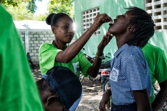 Nations Unies en Haïti